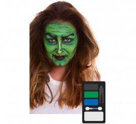 Pack de Maquillage Sorcière