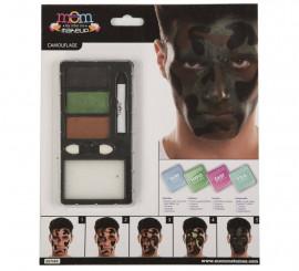Kit de Maquillaje de Camuflaje adulto