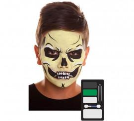 Pack Maquillage de Squelette