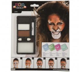 Kit de Maquillaje de León adulto