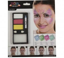 Kit de Maquillaje de Mariposa