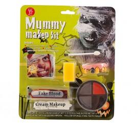 Kit de Maquillaje de Momia para adultos