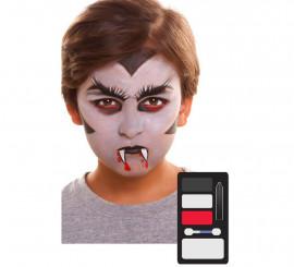 Kit de Maquillaje de Vampiro