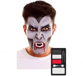Pack de Maquillage Vampire Dracula