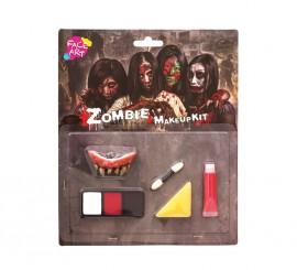 Kit de Maquillaje de Zombie Deluxe