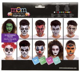 Kit de Maquillage Brillant Deluxe pour adultes
