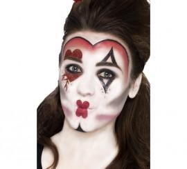 Kit de Maquillaje Reina de Corazones