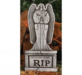 Lápida de ángel de la muerte de 60x30 cm