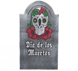 Làpida del Dia De Los Muertos 38X66 cm
