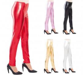 Leggings Brillantes en varios colores