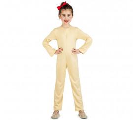 Maillot o Mono de punto Carne para niños