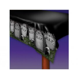 Mantel Cementerio 274 X 137 cm