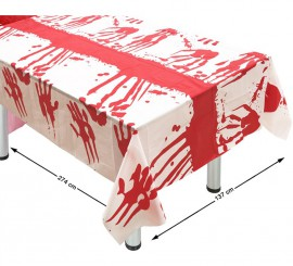 Mantel con Sangre 274X137 cm