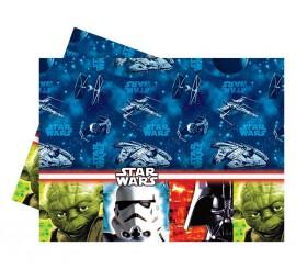 Mantel de plástico de Star Wars de 120x180 cm