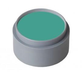 Maquillaje al agua 15 ml. de color Verde Mar