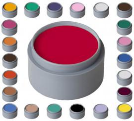 Maquillage à l'eau de 15 ml en différentes couleurs