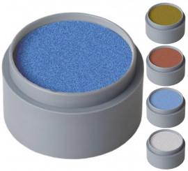 Maquillage à l'eau de 15 ml Perlé en différentes couleurs