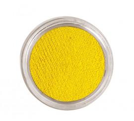 Maquillaje al agua de color Amarillo 15 g