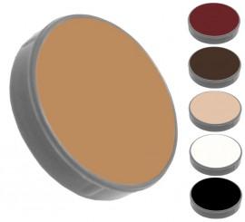 Maquillage en crème  60 ml pour Théatre, TV en différentes couleurs