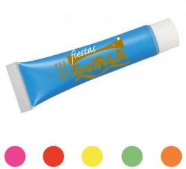 Maquillage en Crème Fluo plusieurs coloris 10 ML