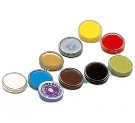 Maquillage en Crème pour fond de 4 gr Couleur Rouge