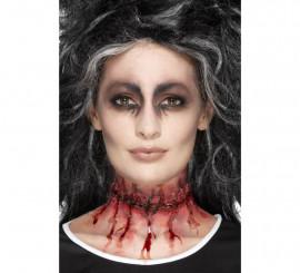 Maquillage FXs de Cou Cousu