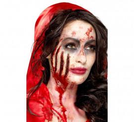 Maquillaje FXs de Herida de garra