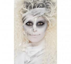 Maquillaje FXs de Momia
