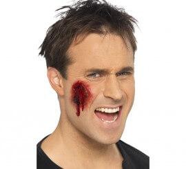 Maquillaje FXs Heridas sangrientas 12 und