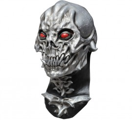 Masque de Tête de Mort Skull Destroyer en Latex Halloween