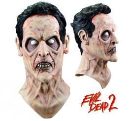 Masque en Latex Ash vs. Evil Dead pour Halloween.