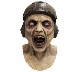 Máscara de Aviador Zombie