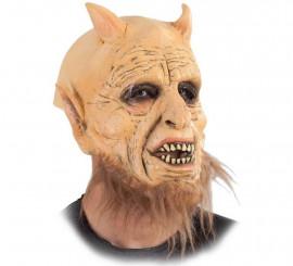 Masque Démon Belcebu avec Barbe