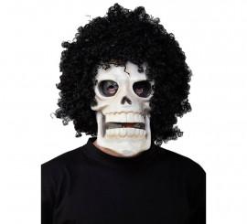 Máscara de Calavera Afro