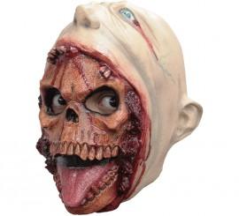 Máscara de Calavera Blurp Charlie para niños
