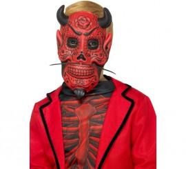 Masque de Tête de Mort Démon pour enfants
