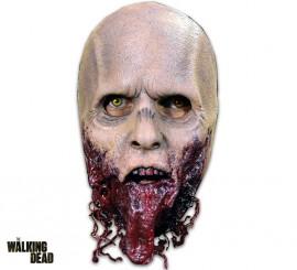 Careta de Caminante Zombie sin Mandíbula de The Walking Dead