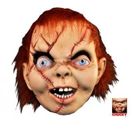 Máscara de Chucky de La Novia de Chucky