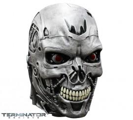 Máscara de Cíborg de Terminator Genisys