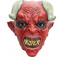 Masque de Démon Agressif en Latex