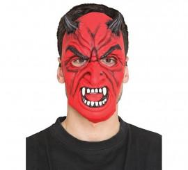 Masque de Diable avec Cornes