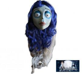 Máscara de Emily de La Novia Cadáver