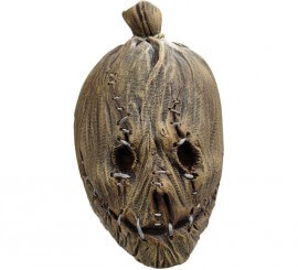 Máscara de Espantapájaros Hombre del Saco