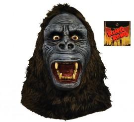 Máscara de gorila King Kong de 1933