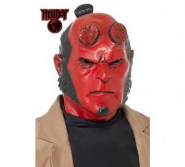Máscara de Hellboy