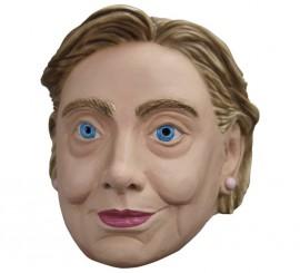 Máscara de Hillary