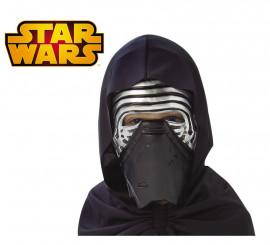 Máscara de Kylo Ren de Star Wars VII para niños