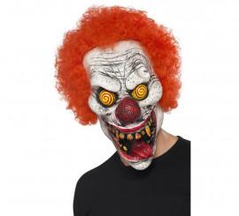 Masque de Clown Sinistre pour adultes