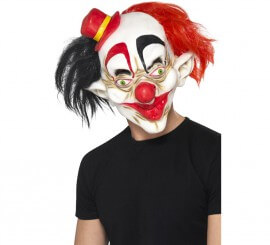 Masque de Clown Terrifiant pour adultes