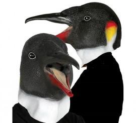 Máscara de Pingüino